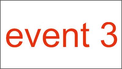 Event 3 Messebau Schweiz