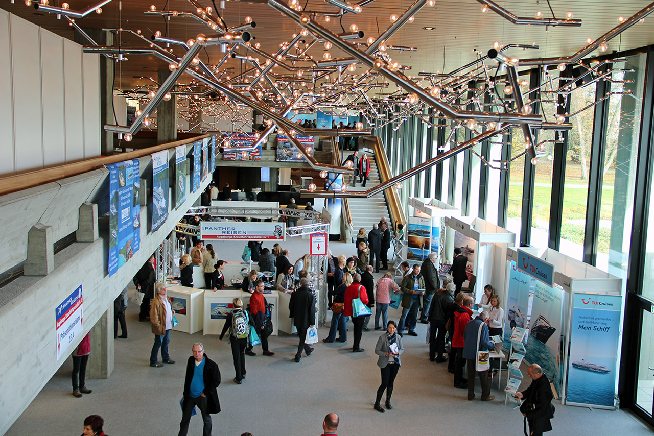 Messebau Hausmesse München