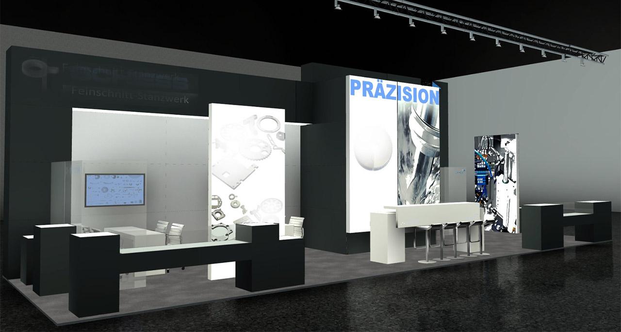 Planung Messeauftritt - Messebauer Frankfurt