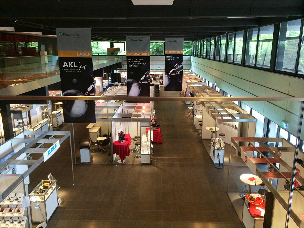 Messebau System - Hausmesse/Event Düsseldorf