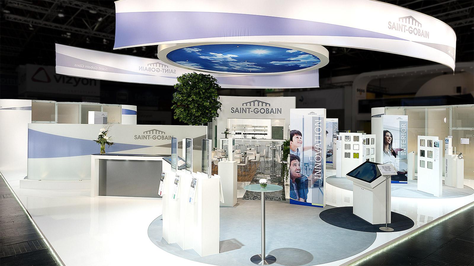 Messestand Produktpräsentation und Markenkommunikation - Messebauer Düsseldorf