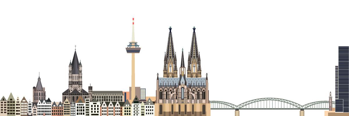 Messebau Köln - Messestand auf der Messe Köln
