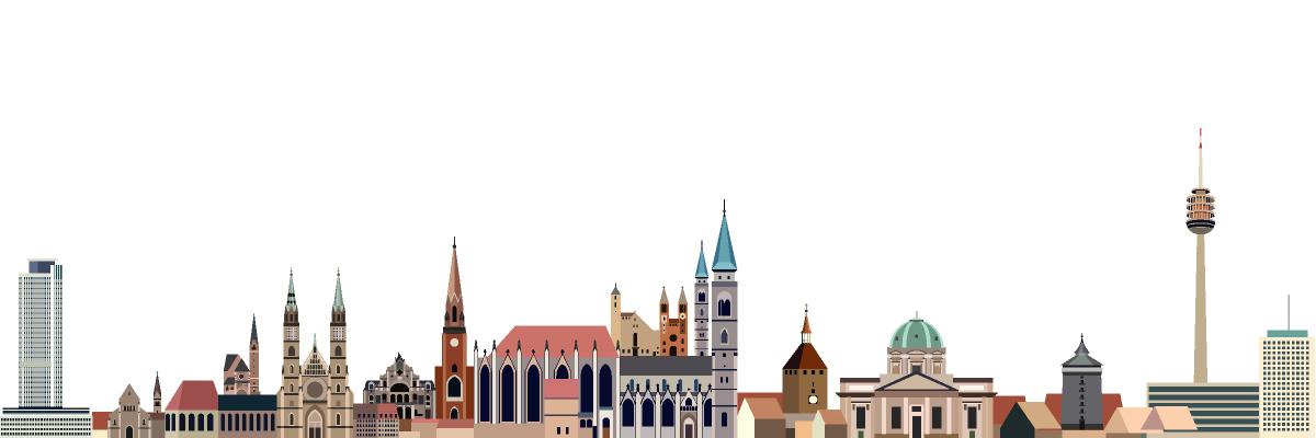 Messebau Nürnberg - Messestand auf der Messe Nürnberg
