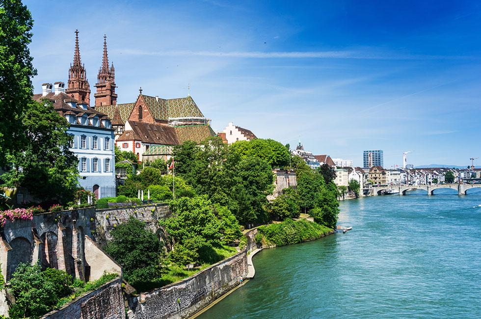 Messeauftritt Basel