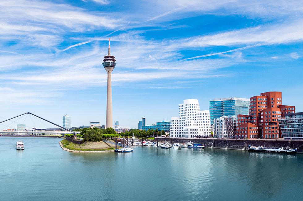 Messeauftritt Düsseldorf