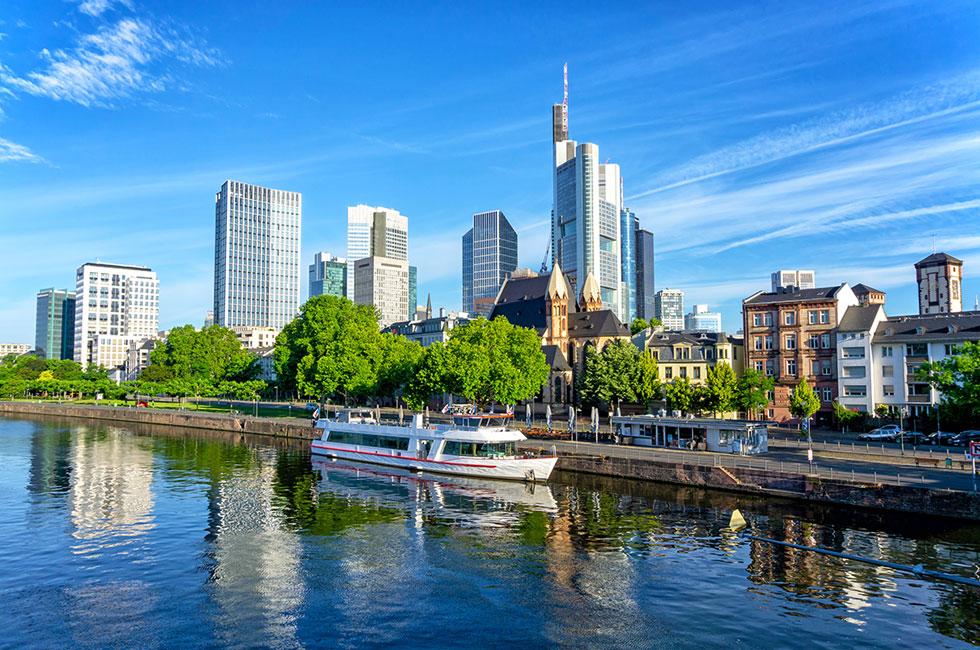 Messeauftritt Frankfurt