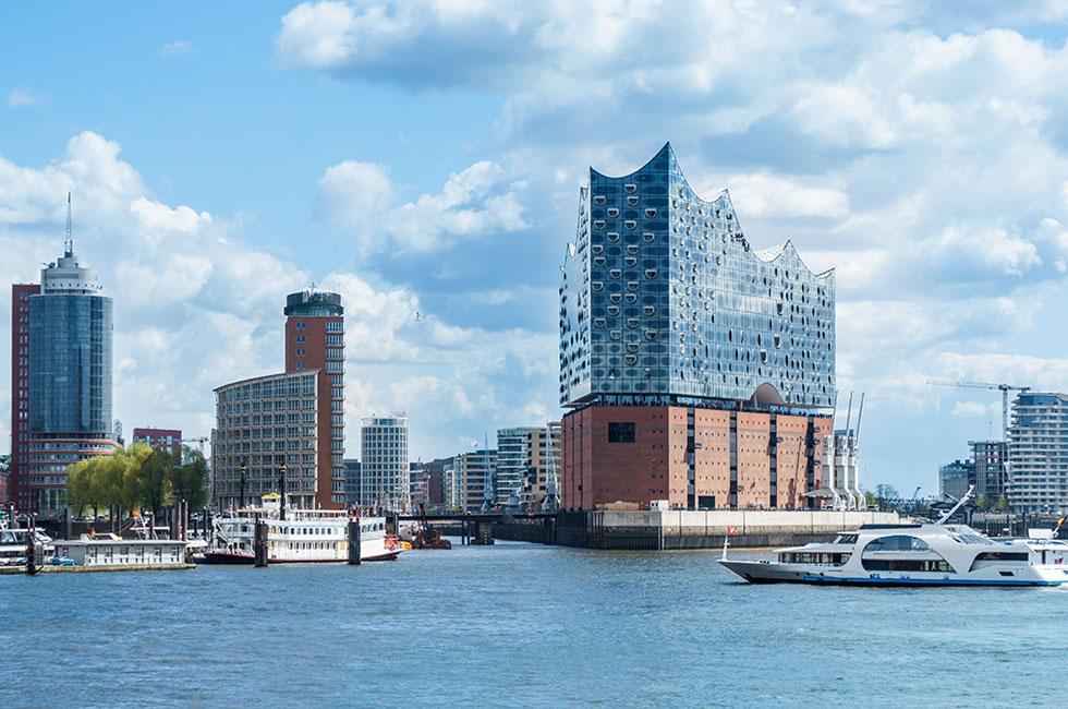 Messeauftritt Hamburg