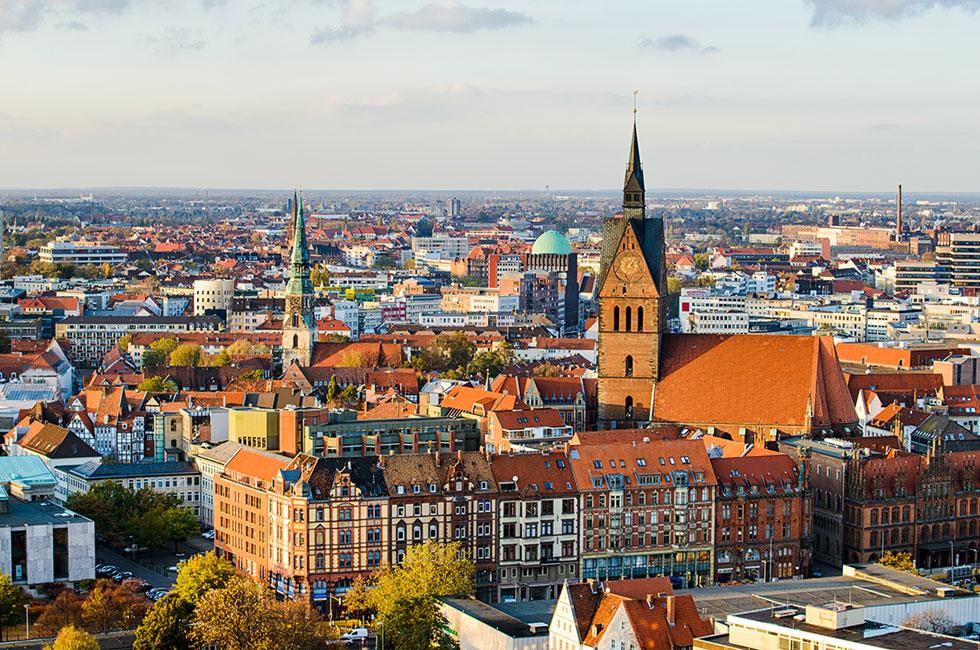 Messeauftritt Hannover