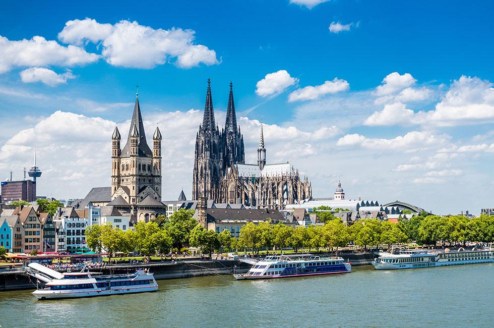 Messeauftritt Köln