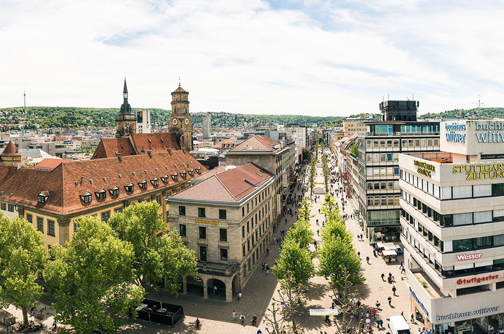 Messeauftritt Stuttgart