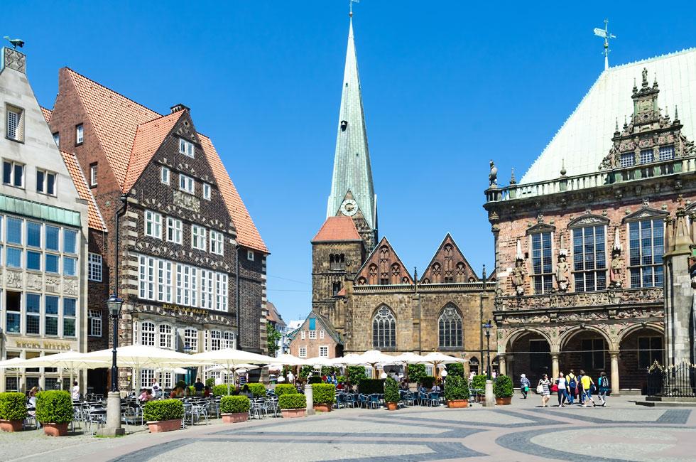 Messeauftritt Bremen