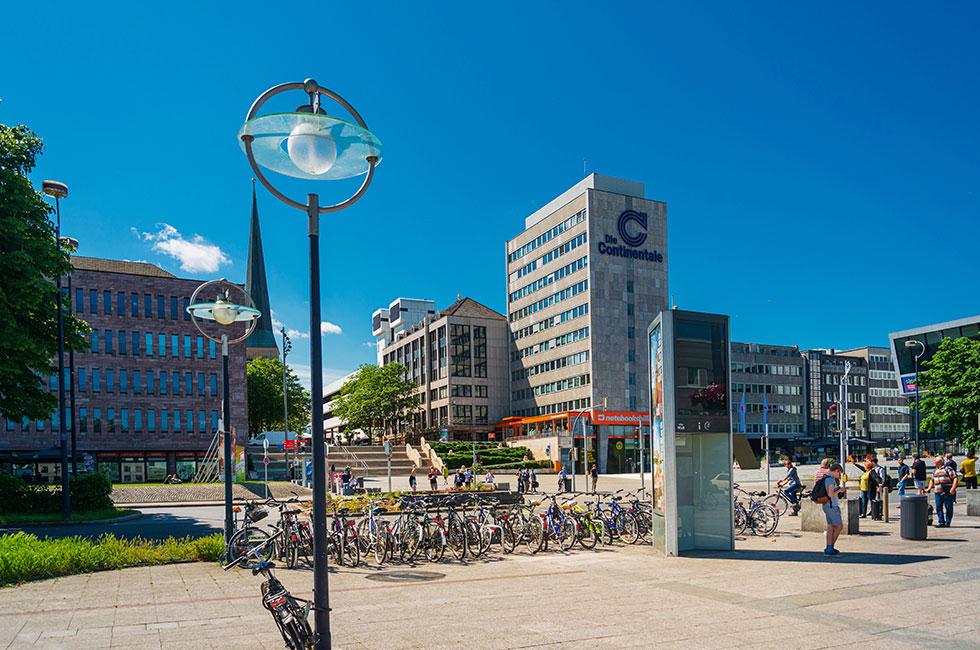 Messeauftritt Dortmund