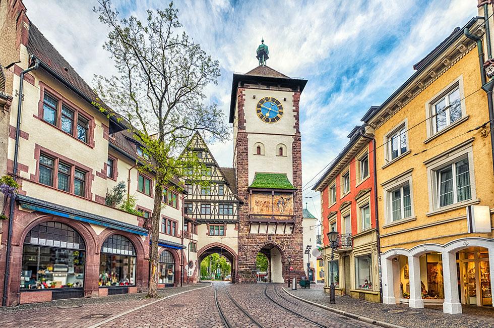 Messeauftritt Freiburg