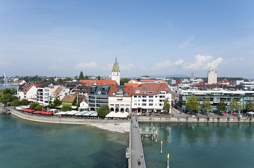 Messeauftritt Friedrichshafen