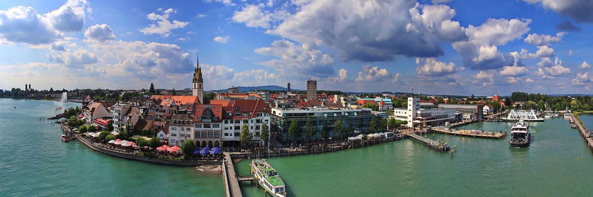 Messebau Friedrichshafen